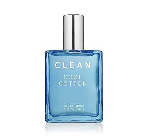 CLEAN Cool Cotton Eau de Toilette, 60 mililitros