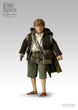 Sideshow Collectibles The Lord of the Rings 1/6th Scale Action Figure Samwise Gamgee by Sideshow