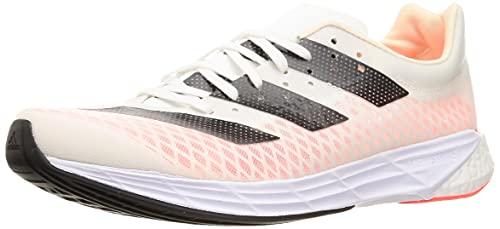 adidas Adizero PRO 01 Scarpa Running da Pista per Uomo Bianco Nero Rosso 40 2/3 EU