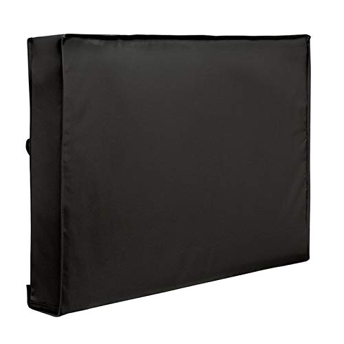 Funda TV Exterior Protector de pantalla para TV de exterior Material resistente a la intemperie y al polvo para Televisor de Exterior Protector para Televisor de Exterior Protector(Size:40-42inch)