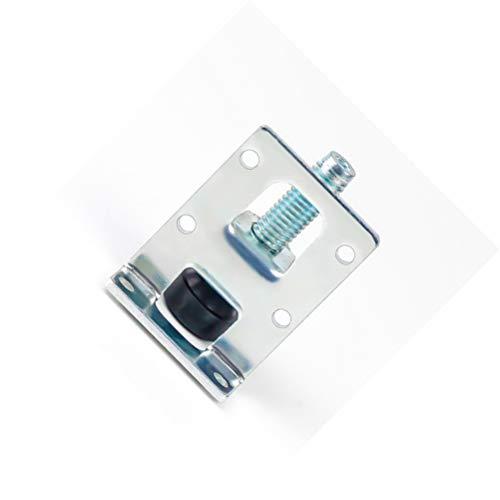 YARNOW Nivellierfüße in Packung mit 4 Nivellierern für Möbel, schwere Nutzung, verstellbare Tischbeine, für Möbel, Tische, Schränke, Werkbank, Regale