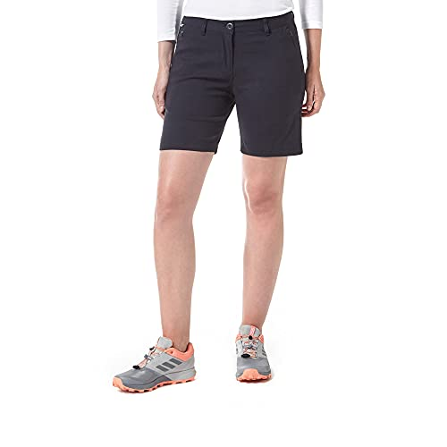 Craghoppers Damen Kiwi Pro Wander-Shorts, DK Navy, 36 EU