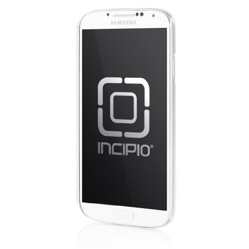Incipio SA-384 Feather Case for Samsung Galaxy S4-1 Pack - Retail Packaging - Clear