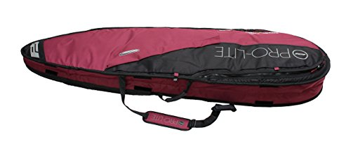 Pro-Lite Smuggler Series Surfboard Travel Bag - Maroon (6'3)