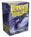 Dragon Shields Sleeves , Purple by Dragon Shield