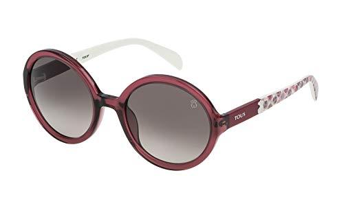 Tous Damen STO946-5406DV Sonnenbrille, Violett, 54/21/135