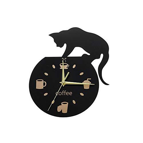 Reloj Despertador Cafetera