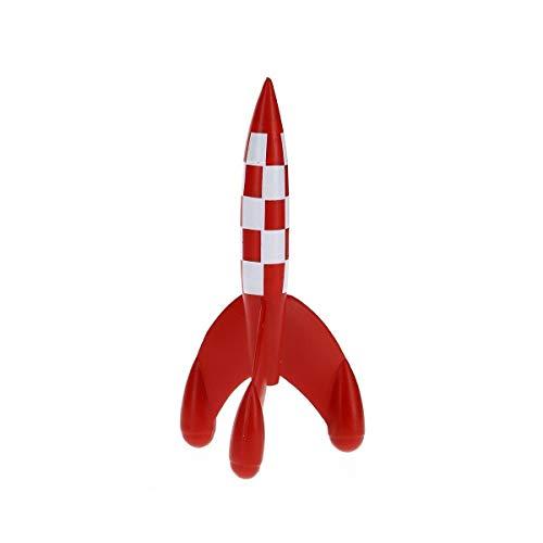 Moulinsart- Figura PVC, Color Rojo y Blanco, 8,5 cm (42433)