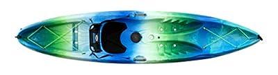 "Perception Tribe 11.5   Sit on Top Kayak   Recreational Kayak   11' 5""   Salsa"