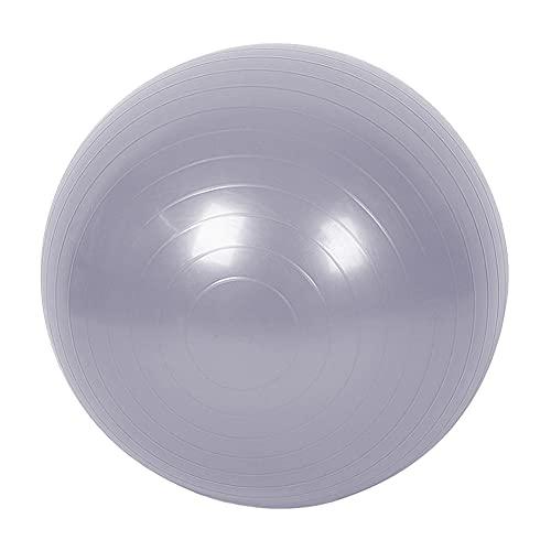 Liujiami Balones de Ejercicio Pelota de Gimnasia Yoga Pilates con Bomba Oficina Equilibrio Silla Pelota de Estabilidad Pelota de Maternidad 45/55/65/75/85cm