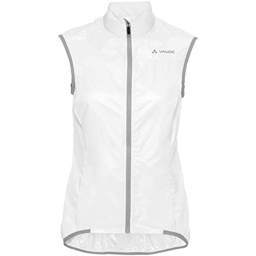 VAUDE Damen Weste Women's Air Vest III, white, 40, 408070010400