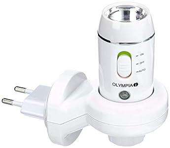 OLYMPIA NL 300 - Lámpara de bolsillo (luz de emergencia y nocturna)