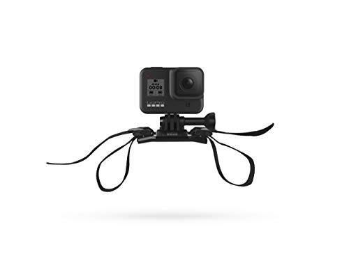 GoPro Vented Helmet Strap Mount (All GoPro Cameras) - Official GoPro Mount