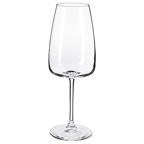 IKEA 803.093.02 Dyrgrip Weißweinglas, Klarglas