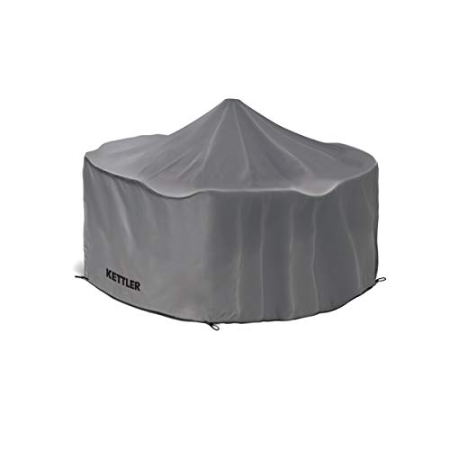 KETTLER Protective Cover Palma Dining 4 Seat Set Grey