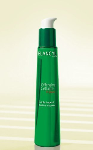 Hot Sale Elancyl Offensive Cellulite 14 Days, Triple Impact Thighs, Hips, Bottom for Embedded Cellulite Double Pack