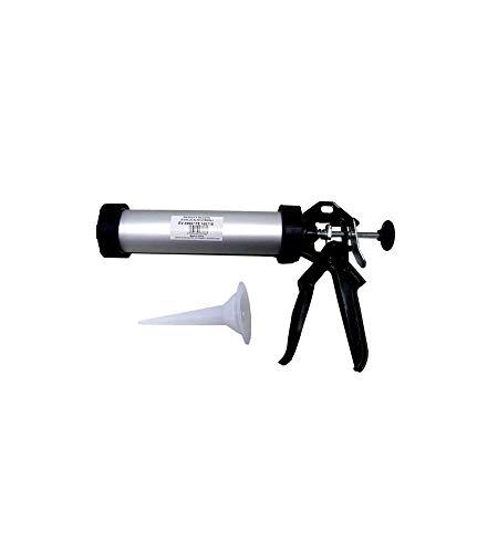 Hautes outils cdf03783 Pistolet pour cartouche silicone et sac, rouge