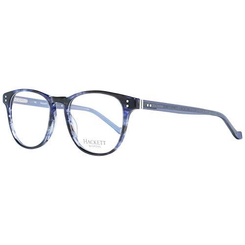 Hackett London Herren HEB21360452 Brillengestelle, Blau (Azul), 52.0