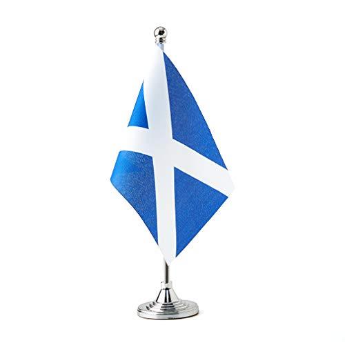 Scottish Mini Desk Flag