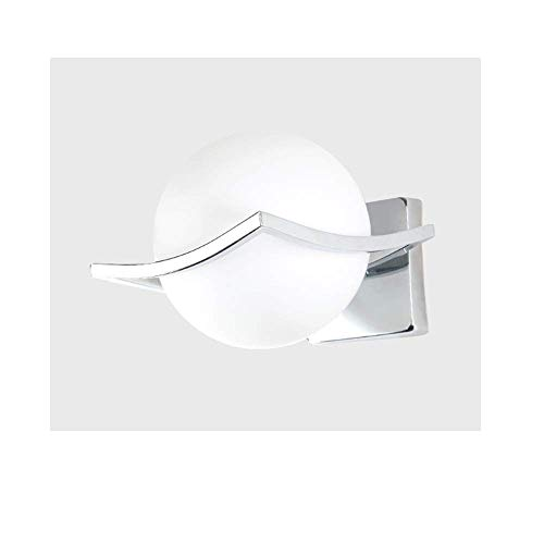 MJSM wandlamp moderne eenvoud E27 hoofdeinde slaapkamer glazen bol wandlamp hal