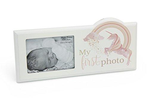 Unicornio bebé marco de fotos