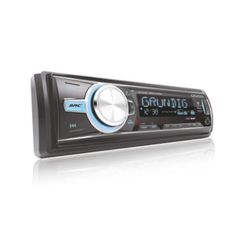 Grundig 72089 GX-32AB-1-DIN Bluetooth mechaless DAB-ontvanger set van 5