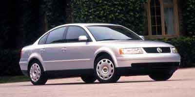 1999 Volkswagen Passat GLS, 4-Door Sedan Automatic Transmission ...