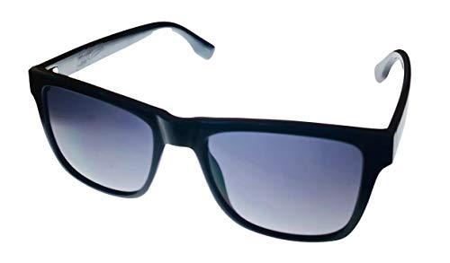 Converse H106 - Gafas de sol cuadradas de plástico para hombre, color negro