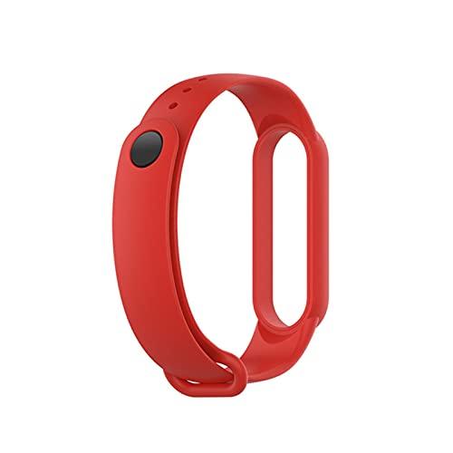 Para Xiaomi Mi Band 5 NFC Correa Reemplazo de silicona Soft TPU Correa de pulsera deportiva para Miband5 Nfc Xiaomi Miband Pulsera
