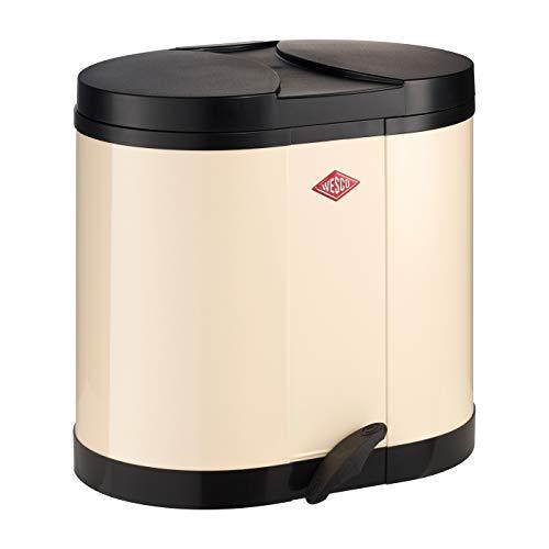 Wesco Öko-Sammler 170 - 2 x 15 Liter Mandel