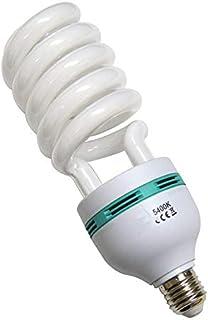 Lâmpada Tricool Espiral 150W p/Iluminação Fotográfica 5500k - 110v