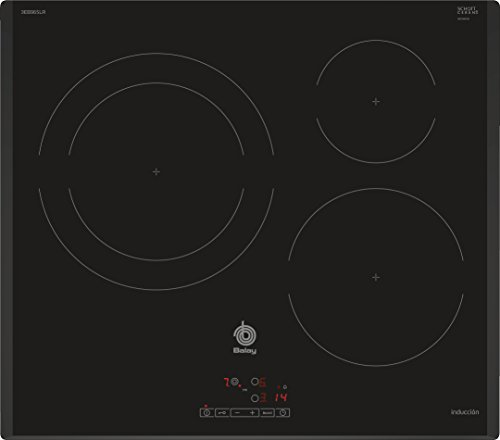Balay 3EB965LR hobs Negro Integrado Con - Placa Negro