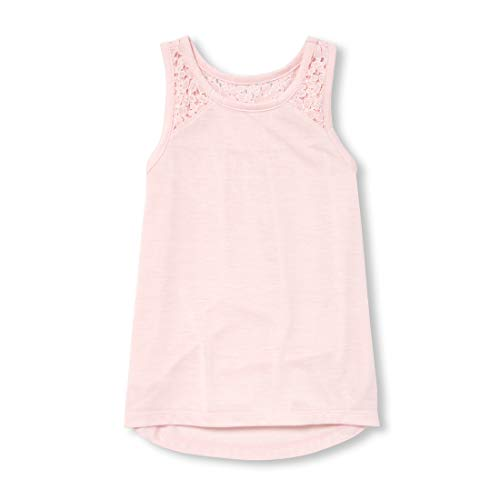 The Childrens Place Girls Big Novelty Tank Top
