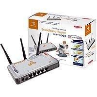 Sitecom WL-153DE MIMO XR - Router inalámbrico LAN