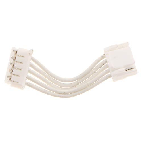 F Fityle Câble de Connecteur de Manette Analogique à Bascule Joystick 3D Pièces de Rechange Pour Nintendo Wii U Pad