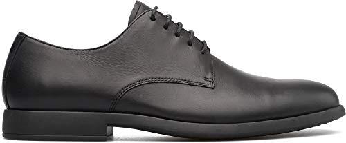 Camper Truman, Zapatos de Cordones Derby para Hombre, Schwarz (Black 001), 42 EU