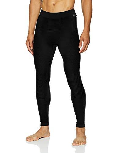 X Bionic sous-vêtements – aPaNI mérinos by XUW Pants Long XXL Noir/Noir