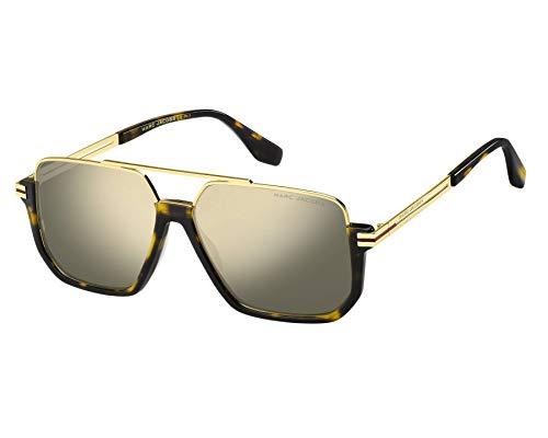 Occhiali da Sole Marc Jacobs MARC 413/S GOLD HAVANA/GREY 57/13/145 uomo