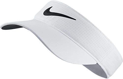 Nike Damen Golf-schirmmütze AoeroBill, White/Anthracite/(Black), One Size, 892740-100