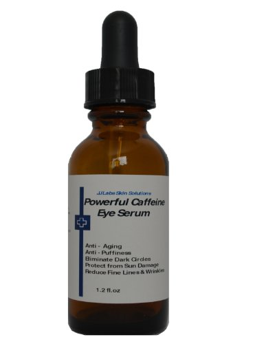 Price comparison product image Powerful Caffeine Eye Serum for Dark Circles,  Bags & Repair Wrinkles Serum