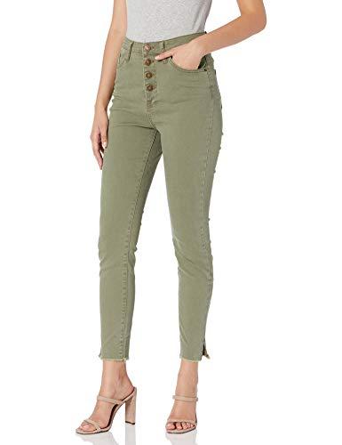 Mud Pie Sage Green Jeans