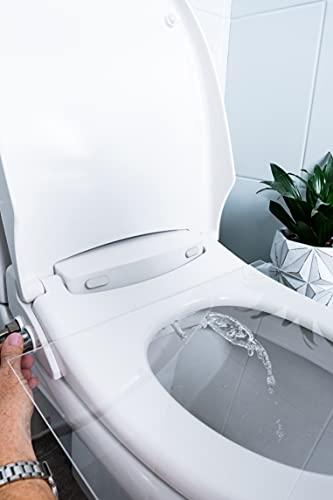 Asiento de inodoro integrado con bidé integrado (inodoro de ducha) – No...