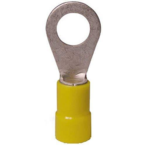 Gardner Bender 10-106 50PK Ring Terminal, Yellow