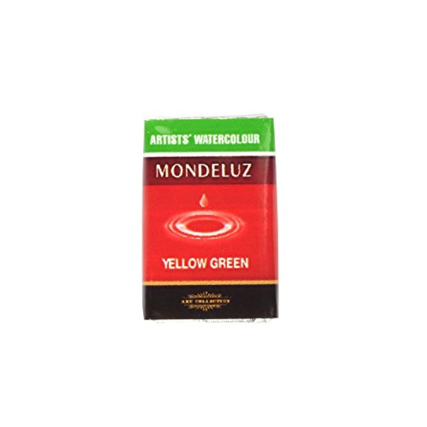 KOH-I-NOOR 0163671801BL 718 Aquarell Colour Paint - Yellow Green