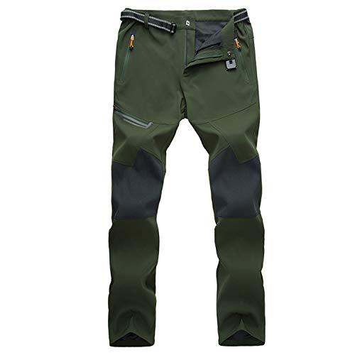 7VSTOHS Pantaloni da Trekking all'aperto Pantaloni...
