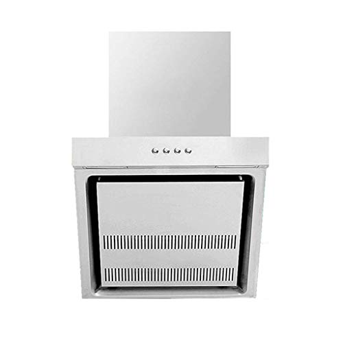 Ausstattung Dunstabzugshaube an der Wand mit großer Kapazität Edelstahl-Ölbecher-LED-Licht Einfache mechanische Steuerung/Tastenbedienung Abschied vom Küchenrauch