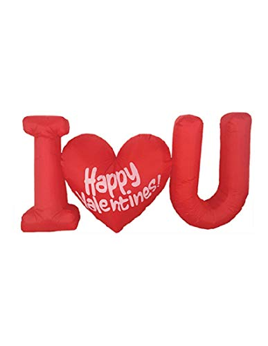 Morris Inflatable Valentines Day LED Decoration