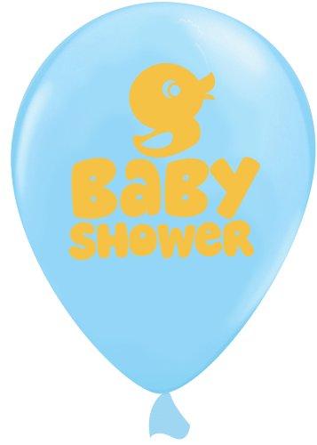 Baby Shower Lil Quack Latex Ballon – Lot de 6