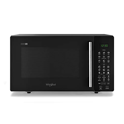 Whirlpool 24 L Convection Microwave Oven (MAGICOOK PRO 26CE BLACK, WHL7JBlack)