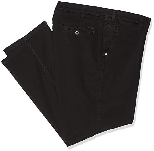 Eurex by Brax Herren Style Jim Tapered Fit Jeans, Black, 42W / 32L
